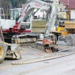 Tiefbau Baumeister Erdarbeiten
