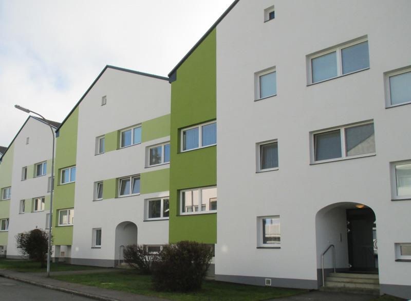 Hausbau - Hochbau - Wohnhausanlage