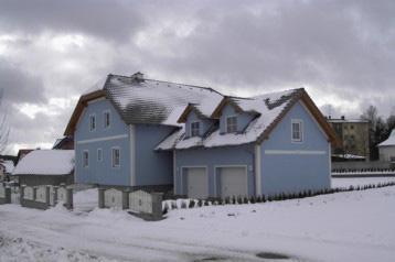 Hausbau - Ziegelmassivbau Massivbau Massivhaus Baumeister