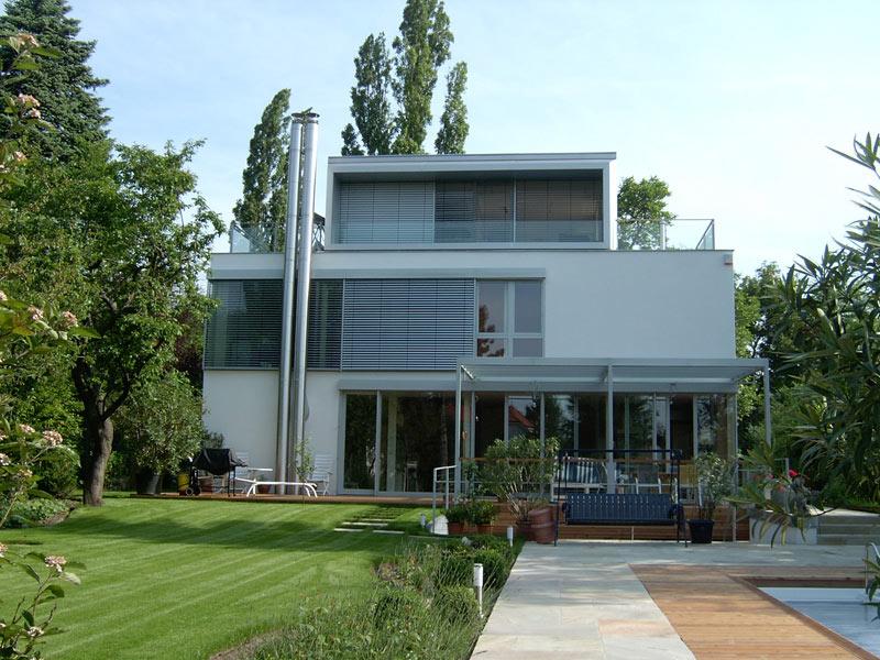 Hausbau - Ziegelmassivbau Baumeister Massivbau Massivhaus