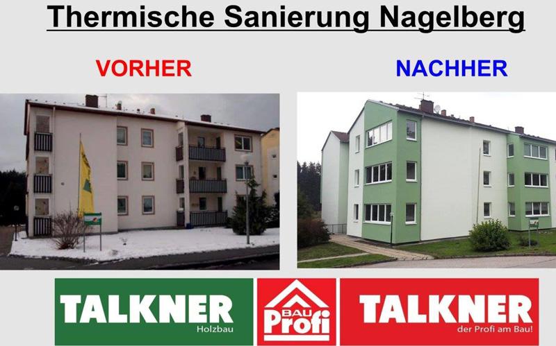 Hausbau - Sanierung Baumeister Massivbau Massivhaus