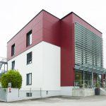 Holzriegel Hausbau Zimmerei Baumeister Fertigteilhaus Holzbau Niederösterreich WienMassivbau